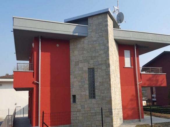 Villa, nuova, 181 mq, Cucciago
