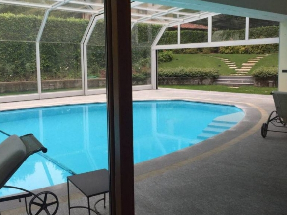 Villa via Pusterla, Grandate