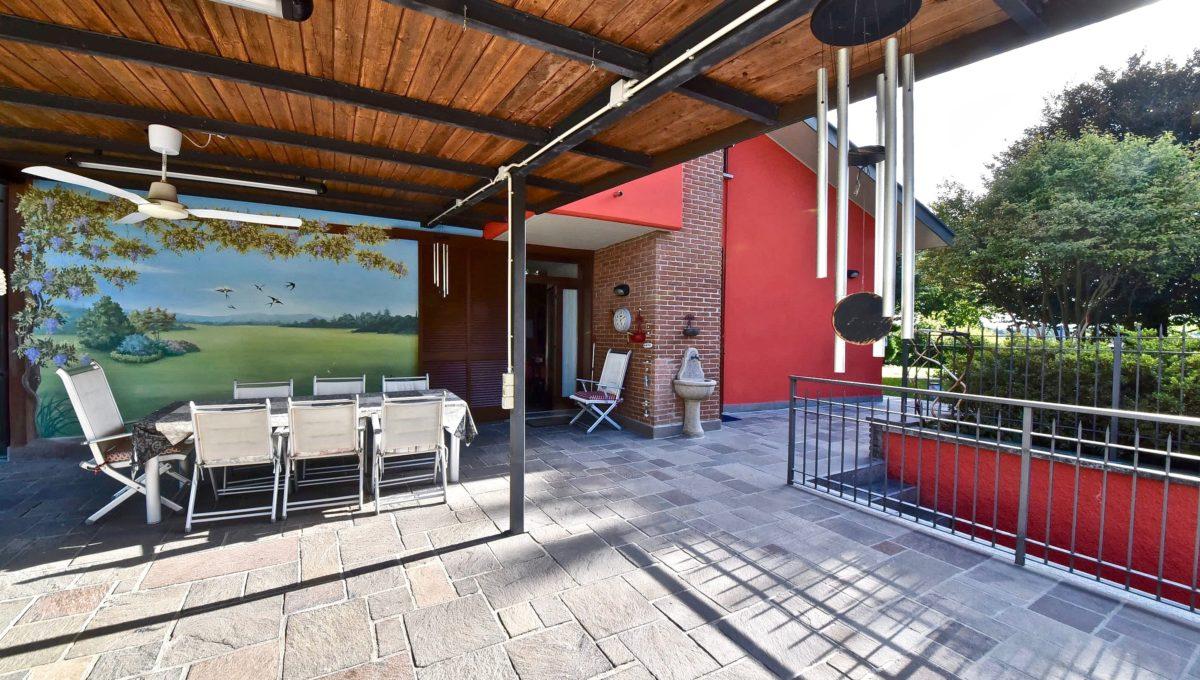 Villa unifamiliare in Via Padre Vaghi- Cantù