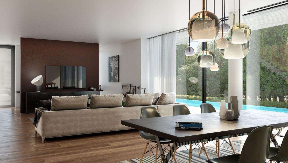 Villa unifamiliare via Risorgimento, Alzate Brianza