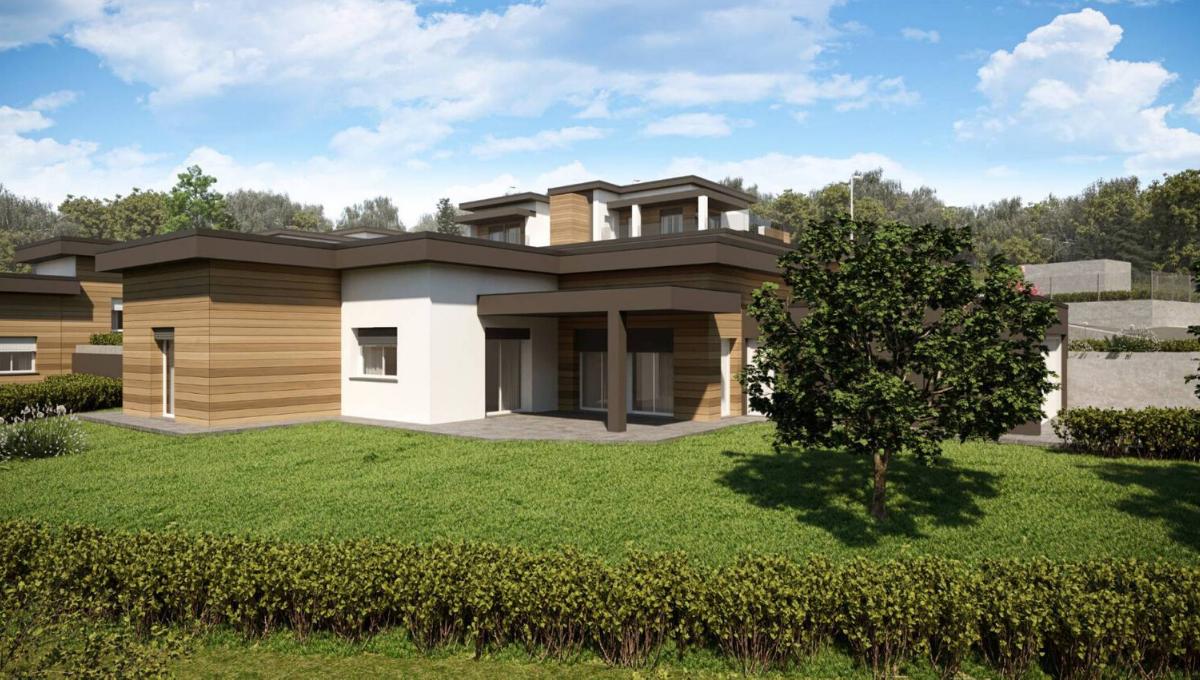 Villa unifamiliare via Monte Bisbino, Casnate con Bernate