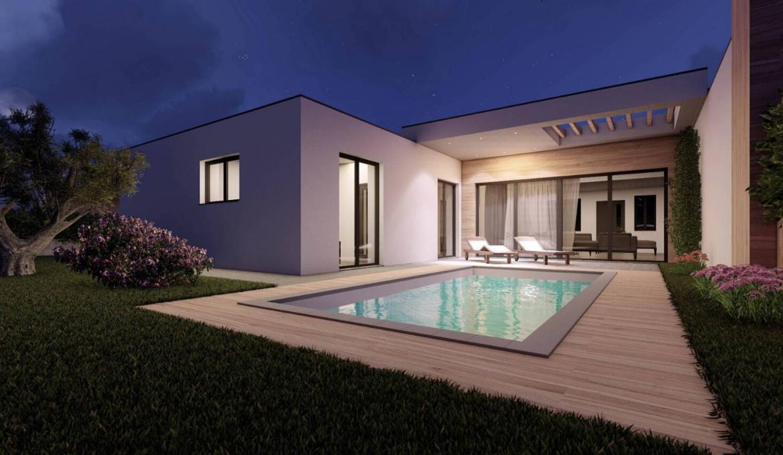 Villa unifamiliare via Fratelli Aiani, Fino Mornasco